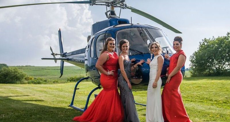 Questions to ask when hiring a helicopter ride