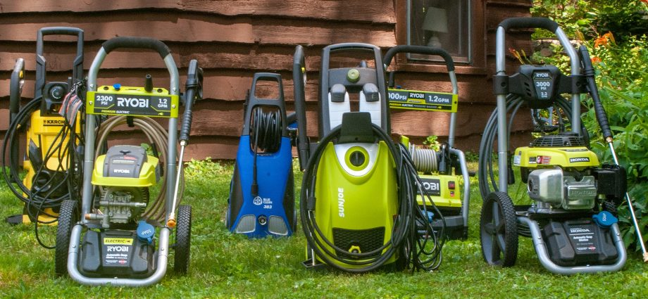 Benefits of Buying a Pressure Washer